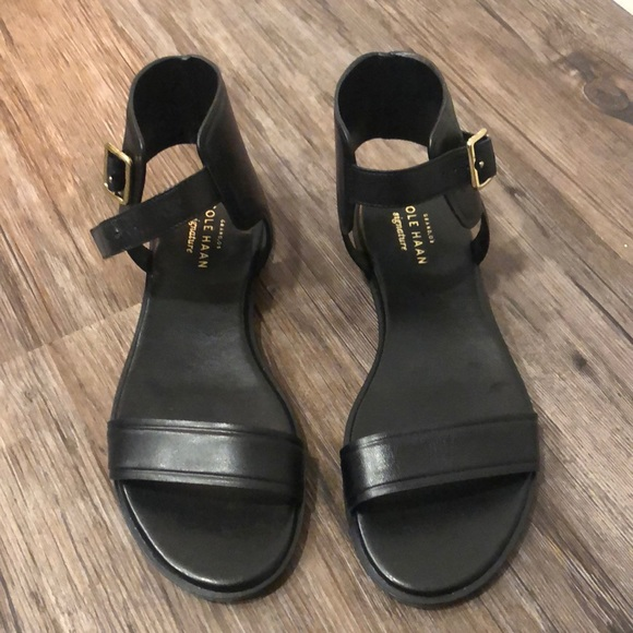 Cole Haan Grand Os Signature Sandals